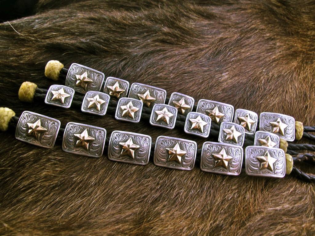 Star Concho Bracelets