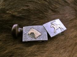 Horse Head Buckle